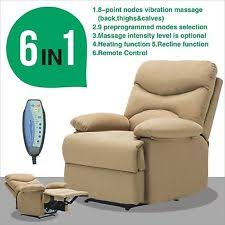 Ergonomic Recliner Chair Modern Recliner Ebay