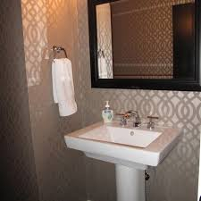 bathroom wallpaper designs 272 best bathroom designs images on bathroom designs