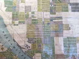 Portland Crime Map by A Short History Of Albina The Volga Germans In Portland