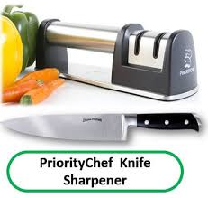 priority chef knife sharpening system review 2017