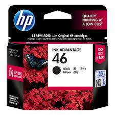 hp 46 ink cartridge black amazon in computers u0026 accessories