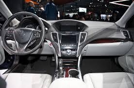 2015 Hyundai Genesis Interior 2015 Acura Tlx Vs 2015 Hyundai Genesis Acurazine Acura