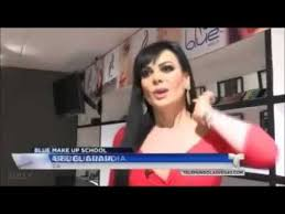 makeup classes las vegas maribel guardia madrina escuela de maquillaje blue makeup school