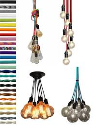 Cloth Cord Pendant Light 100 Best Hangout Lighting Products Images On Pinterest Hanging