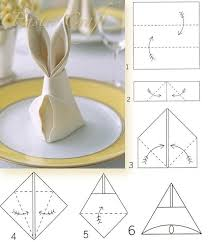 how to make fancy table napkins 28 napkin folding techniques that will transform your dinner table