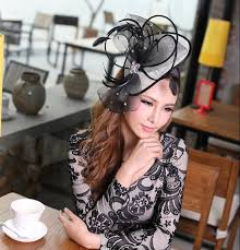 women s hair accessories women s hair fascinator hats black hair accessories flower girl