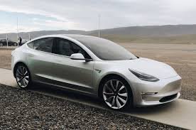 tesla outside exclusive tesla model 3 photo shoot at the gigafactory motor trend