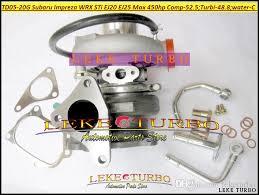 subaru impreza turbo engine td05 20g 8 td05 20g td05 20g 8 turbo turbine turbocharger for subaru