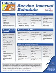 vehicle maintenance schedule template free wolfskinmall