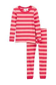 coccoli striped pajamas toddler nordstrom rack