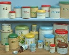 vintage kitchen canisters canisters the vintage kitchen store