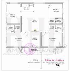 kerala house plans 1600 square feet home deco plans