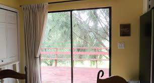 Pinch Pleat Drapes Patio Door by Sliding Door Curtains 3 Panelspatio Door Sliding Patio Door