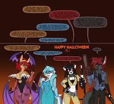 happy halloween u2014 weasyl