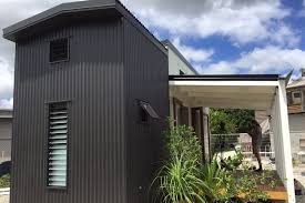 Home Designs And Prices Qld Tiny House Gives Queensland Families New Take On Australian Dream
