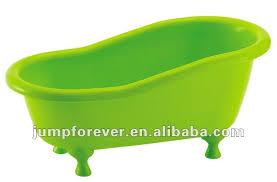 vasca da bagno in plastica plastica sapone da bagno cestino colore lego vasca idromassaggio