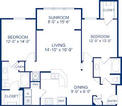 Ennis House Floor Plan by Camden South Bay Corpus Christi See Pics U0026 Avail