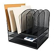 Office Desk Organizer by Desktop Organizers Staples