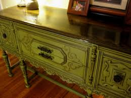 How To Strip And Refinish by How To Remove Veneer Buffet Transformation Reality Daydream