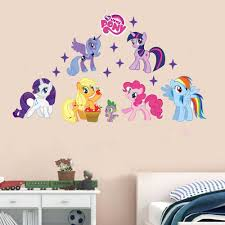 my little pony home decor pony wall stickers image collections home wall decoration ideas