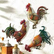 rooster wall decor kitchen kitchen target a rooster wall art a