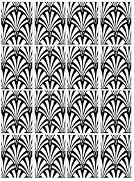 motif art deco 2