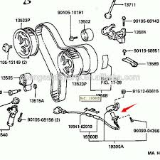 toyota land cruiser land cruiser 1996 electrical wiring diagram