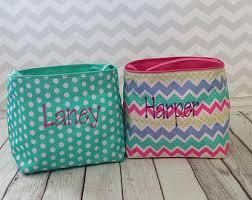 personalized easter baskets for kids easter basket etsy