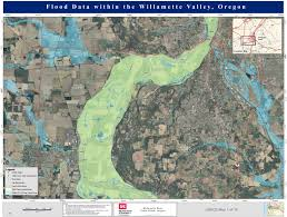 Map Of Eugene Oregon by File Willamette River 1996 Flooding Map Jpg Wikimedia Commons