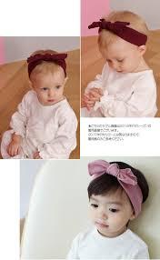 band baby mismile rakuten global market yukibabyhair band baby