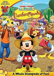 amazon mickey mouse clubhouse mickey u0027s numbers roundup