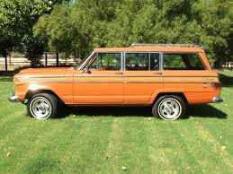 classic jeep wagoneer 1977 jeep wagoneer u2013 the jeep farm