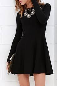 sleeved black dress best 25 black dress sleeve ideas on black