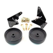 amazon com mtd genuine parts deck wheel kit for 38 inch and 42