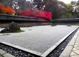 Ryoanji Rock Garden Ryoanji Rock Garden Autumn Leaves2 Traditional Japanese
