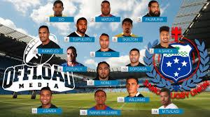 manu samoa dream team 2017 youtube