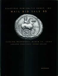 cng 53 by classical numismatic group inc issuu