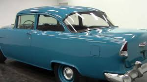 1955 chevrolet 150 utility sedan youtube