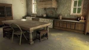 May May Kitchen Artstation Kitchen Times Thom May