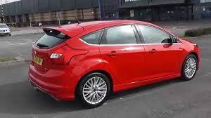 2012 ford focus se hatchback sunroof alloy wheels fog lights huge
