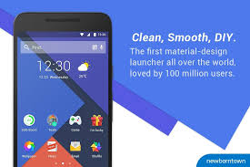 free launchers for android launcher clean smooth diy android apps on play
