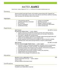 Model Resume For Teacher Job by Do You Have The Tools You Need To Get An Education Job Check Out