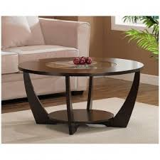 round coffee table with seats foter
