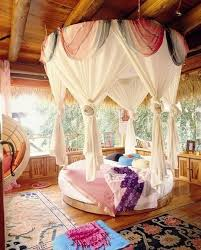 Bohemian Bed Canopy 10 Dreamy Canopy Bed Design Ideas For S Room Bohemian