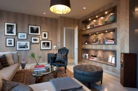 Living Room Wall Shelving by Built In Furniture Advantages And Things To Consider