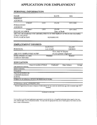 Blank Resume Form For Job Application Ingenious How To Fill Out A Resume 3 How Do You Fill Out A Resume