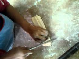 membuat mie sendiri tanpa mesin cara tradisional bikin mie tanpa pengawet youtube