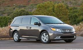 2011 honda odyssey value best resale value cars minivan honda odyssey 16 cnnmoney