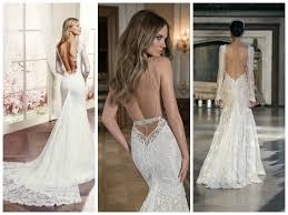 backless wedding dresses is it the best suitable for you
