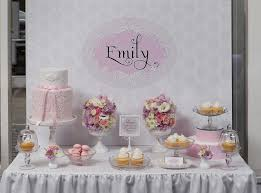 baptism table centerpieces party decorations baptism decoration ideas for room and table